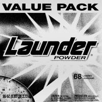 Launder - Powder/chew