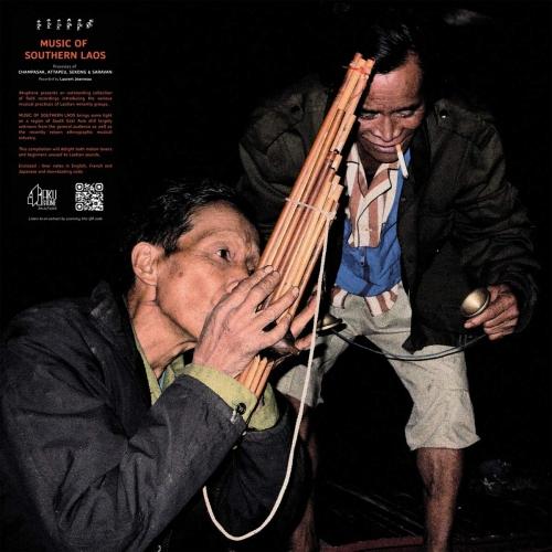 Laurent Jeanneau -Music Of Southern Laos