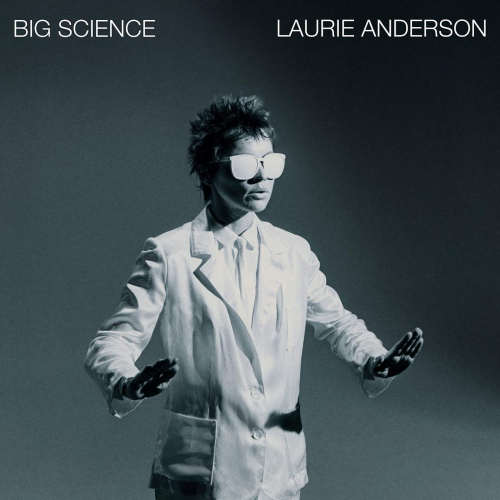 Laurie Anderson -Big Science