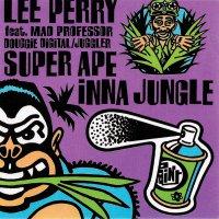 """Lee """"Scratch"""" Perry - Supper Ape Inna Jungle"""
