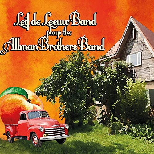 Leif Band De Leeuw - Plays The Allman Brothers Band