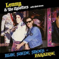 Lemmy & The Upsetters With Mick Green - Blue Suede Shoes / Paradise