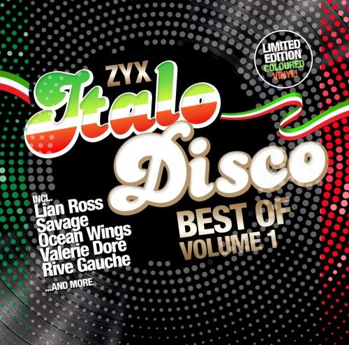 Lena - Zyx Italo Disco: Best Of Vol.1