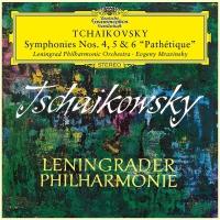 Leningrad Philharmon Tchaikovsky - Symphony No.4 I N F Minor, Op.36, Th.27; Symphony No.5 I N E Minor, Op