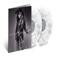 Lenny Kravitz -Mama Said White/grey Marble