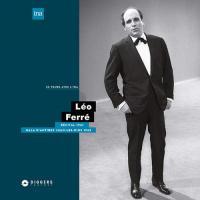 Leo Ferre - Recital A La Maison De La Radio 1961 / Gala Antibes Juan Les Pins 1961