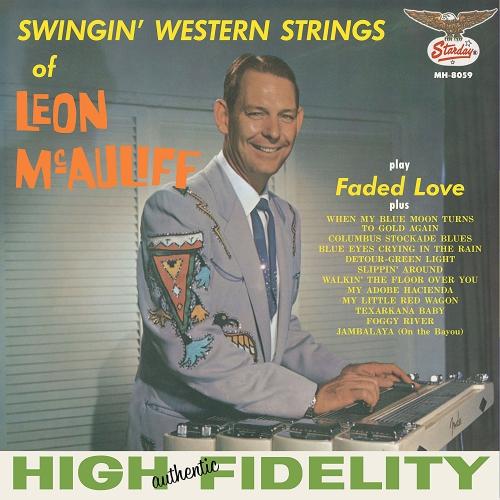 Leon Mcauliff - Swingin' Western Strings Of Leon Mcauliff