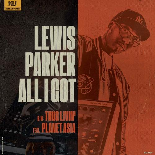 Lewis Parker -All I Got