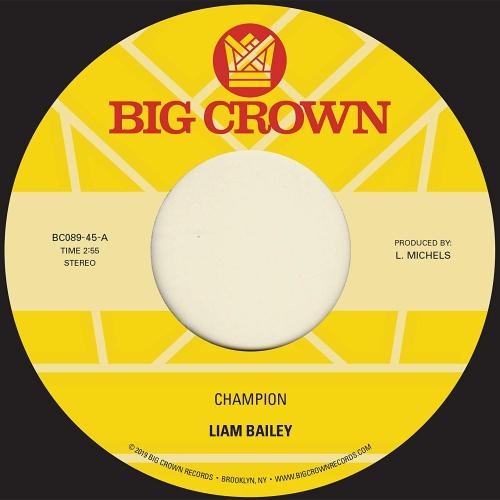 Liam Bailey -Champion / Please Love Me Again