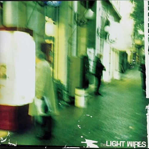 Light Wires - Self-Titled + The Invisible Hand Double Lp