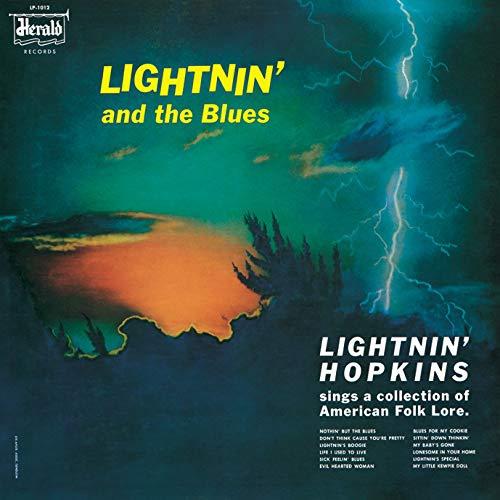 Lightnin' Hopkins -Lightnin' And The Blues