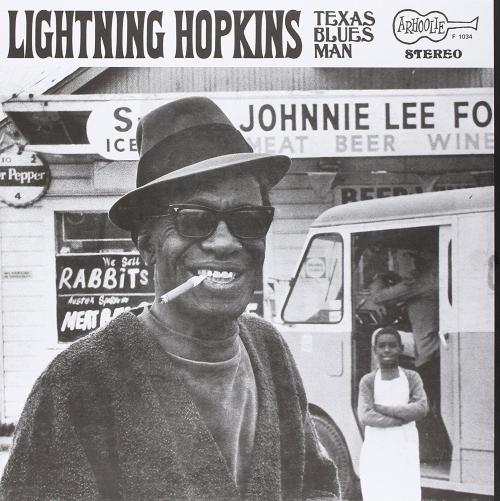 Lightning Hopkins Texas Blues Man Upcoming Vinyl July