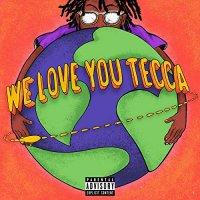 Lil Tecca - We Love You Tecca Neon Orange