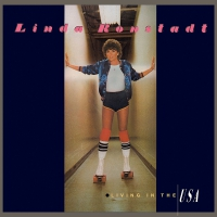 Linda Ronstadt - Living In The U.s.a. Audiophile Translucent Limited Anniversary Edition