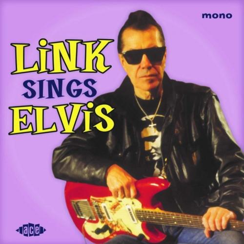 Link Wray -Link Sings Elvis