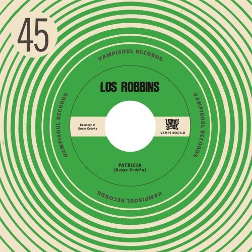 Lito Barrientos /  Orquesta  /  Los Robbins -Cumbia En Do Menor / Patricia