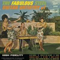 Little Roy Wiggins - The Fabulous Steel Guitar Artistry Of 'little' Roy Wiggins