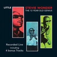 Little Stevie Wonder -The 12 Year Old Genius