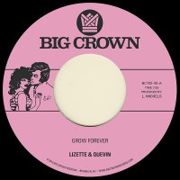 Lizette  &  Quevin -Grow Forever / Now It's Your Turn To Sing