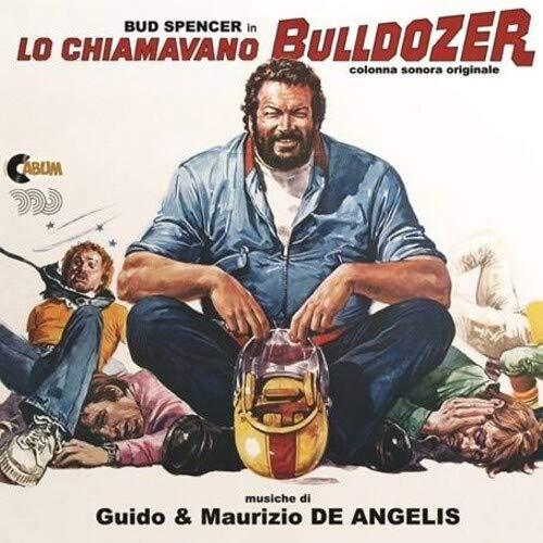 Lo Chiamavano Bulldozer  /  O.S.T. -Lo Chiamavano Bulldozer