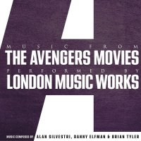 London Music Works -Music From The Avengers Movies