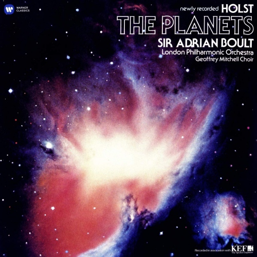 London Philharmonic Orchestra  / Sir Adrian Boult - Holst: The Planets