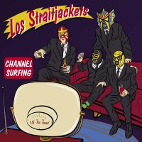 Los Straitjackets -Channel Surfing