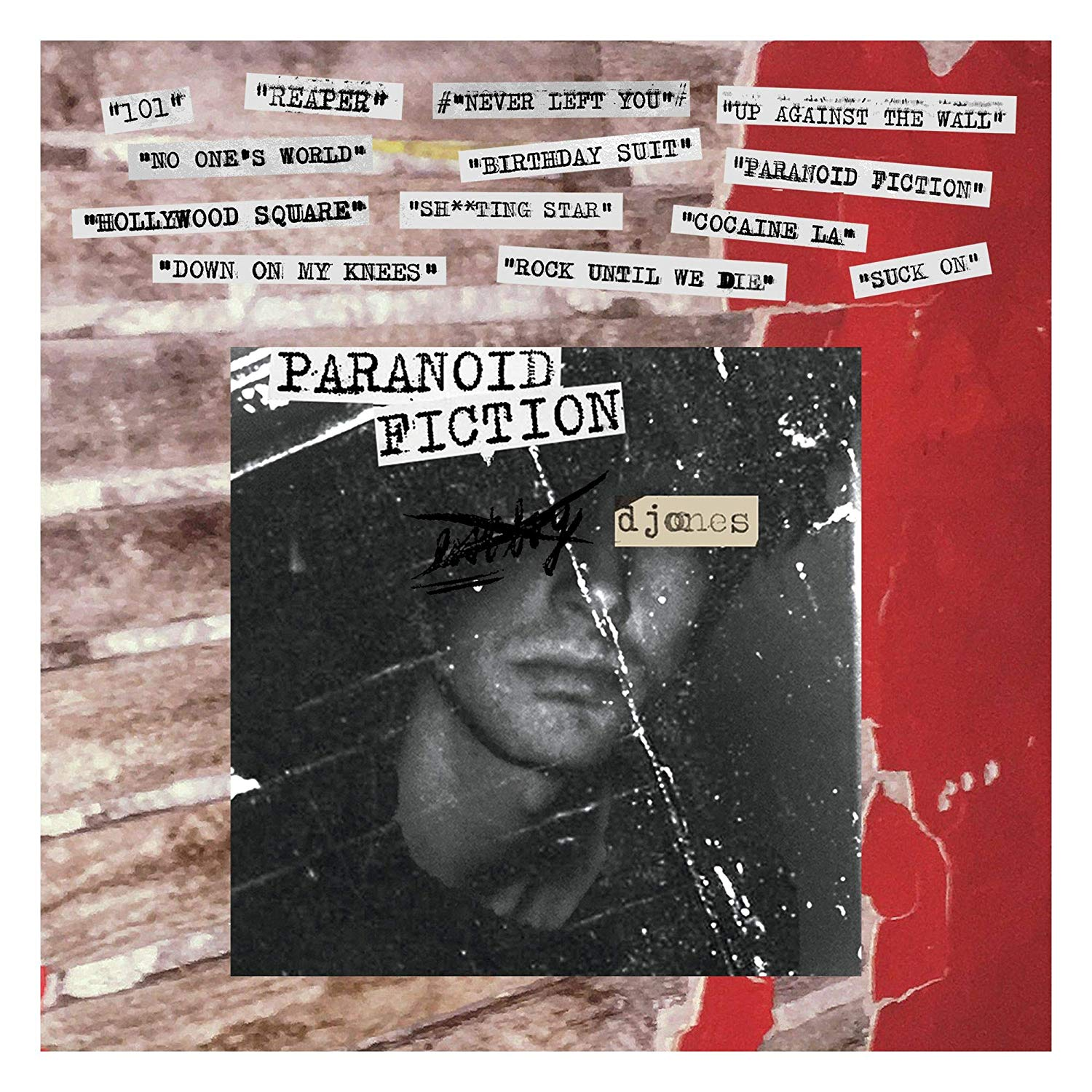 Lost Boy ? - Paranoid Fiction