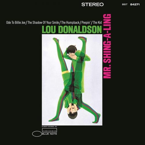 Lou Donaldson - Mr. Shing-A-Ling Blue Note Tone Poet Series