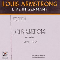Louis Armstrong - Armstrong In Europe