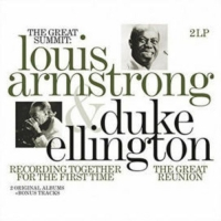 Louis / Ellington,duke Armstrong - Great Summit: Recording Together For The First