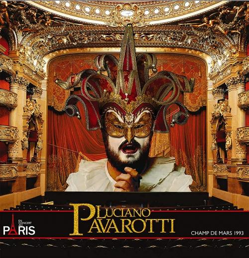 Luciano Pavarotti -Live In Paris