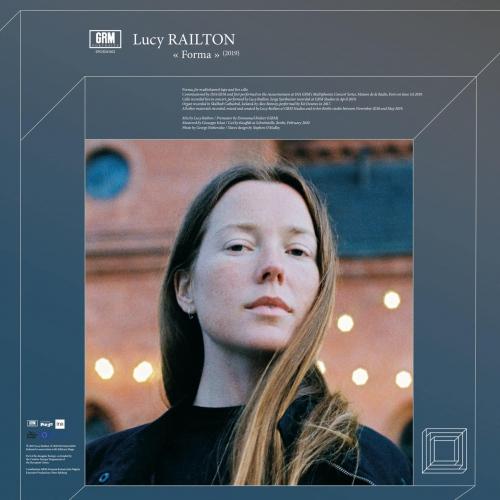 Lucy Railton / Max Eilbacher - Forma / Metabolist Meter