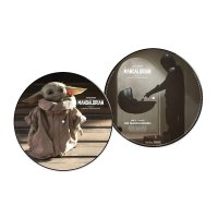 Ludwig Goransson -Star Wars: The Mandalorian (Baby yoda picture disc)
