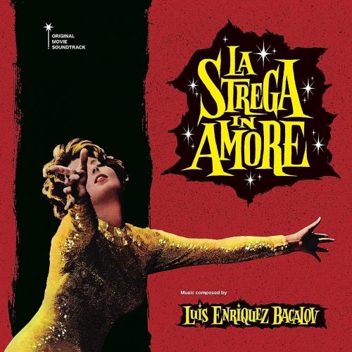 Luis Bacalov -La Strega In Amore
