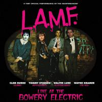 Lure,burke,stinson & Kramer - L.a.m.f. Live At The Bowery Electric
