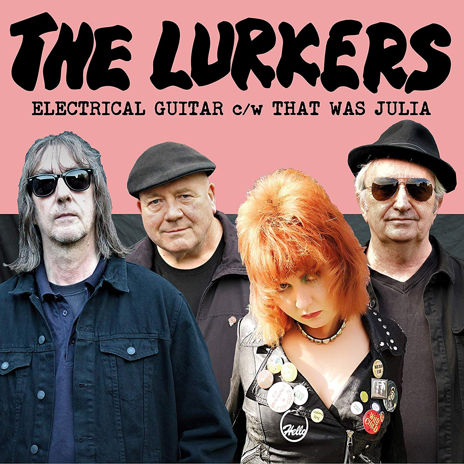 Lurkers - Electrical Guitar