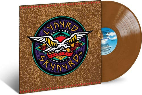 Lynyrd Skynyrd - Skynyrd's Innyrds Their Greatest Hits  Brown