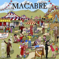 Macabre - Carnival Of Killers (Bludgeoned flesh edition)