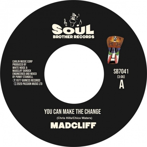 Madcliff - You Can Make The Change / What People Say About Love