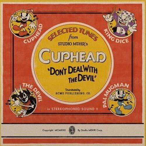 Kristopfer Maddigan - Cuphead