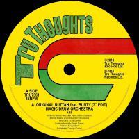 Magic Drum Orchestra - Original Nuttah / Dread Nourishment