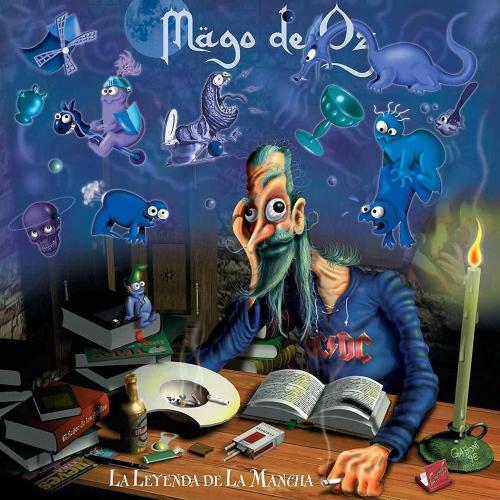Mago De Oz - La Leyenda De La Mancha