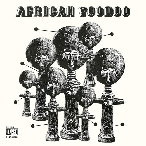 Manu Dibango -African Voodoo