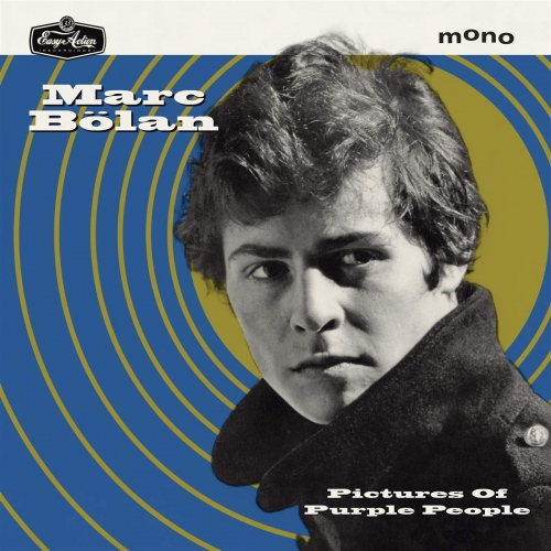 Marc Bolan - Pictures Of Purple People