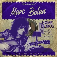 Marc Bolan - Slight Thigh Be-Bop Old Gumbo Jill Home Demos 3