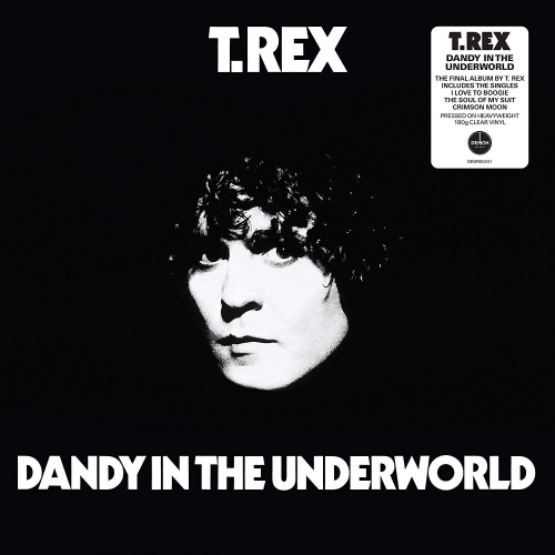 Marc Bolan & T Rex - Dandy In The Underworld