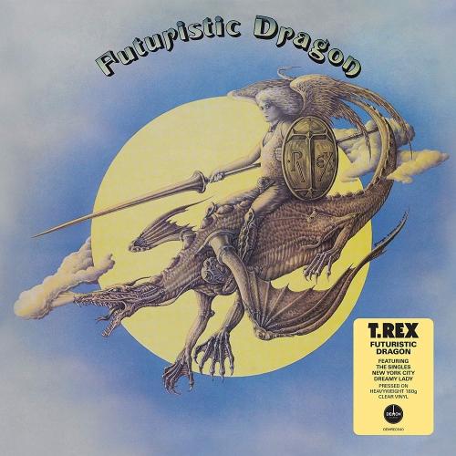 Marc Bolan & T Rex - Futuristic Dragon