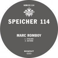 Marc Romboy -Speicher 114
