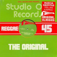 Marcia Griffiths -Feel Like Jumping